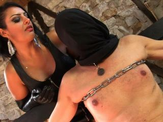 SADO LADIES – Mistress Ezada – Hooded Torture