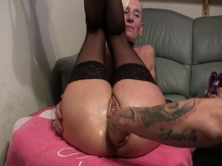 Lady-Isabell666 pussy fisting closeup amateur