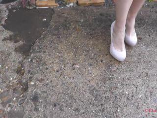 Danielle Maye XXX - Cigarette Crushing