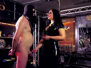 Female Domination – Mistress Ezada Sinn – Pain or chastity