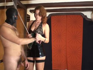 Porn online Miss Nataly - Helpless, Tied and Whipped femdom