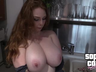 Sophie Coady - Naked in the Kitchen