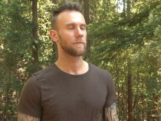 Ripped stud with a big cock carjacked and edged in the wilderness - Kink  September 1, 2015