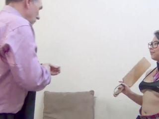 asian mean girls  mistress elyse  a torpid tutor beatdown  spanking