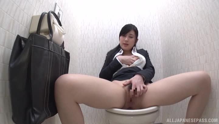 Cute Japanese Girl Solo