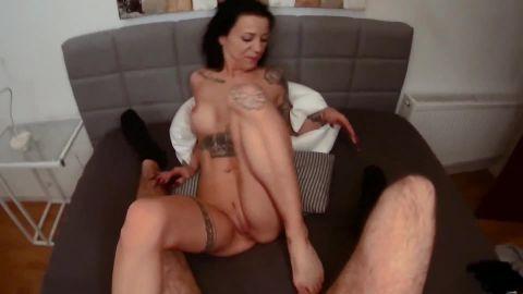 Nini-Nightmare - 100 Prozent Privater Amateur Sex [FullHD 1080P]
