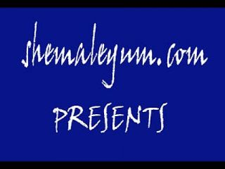 Online shemale video Sexy Solo Fun With Niomi