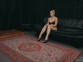 Hard Face Slapping – CRUEL PUNISHMENTS – SEVERE FEMDOM – Used by two Mistresses – Part 2 – Mistress Nina and Mistress Anette
