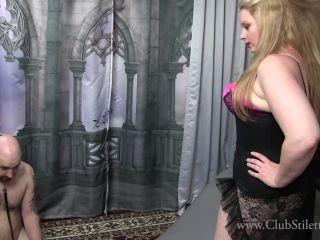 Bbw – Club Stiletto FemDom – Lick My Ass So My Boyfriend Can Fuck It – Skylar