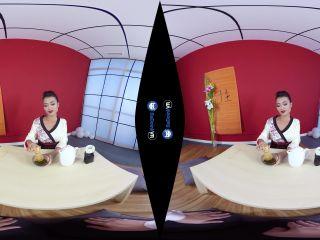 virtual reality - Badoinkvr presents Pussy Kat in Geisha Go Anal
