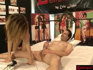 Pov cock sucking and fucking with eric john and kylie nicole