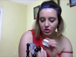 Diosa Susi - Smiling Susi Sucking On Shitty Analballs [FullHD 1080P] - Screenshot 1