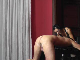 Cruel Mistresses - Evil Mistresses Hard Day II - bare bottom spanking on fetish porn