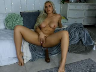Ashley Teal – Reverse Cow Girl on Your Bbc