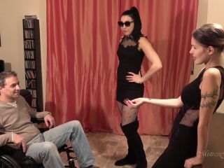 Mistress Jaia – CHANGING FACES  – FACEBUSTING