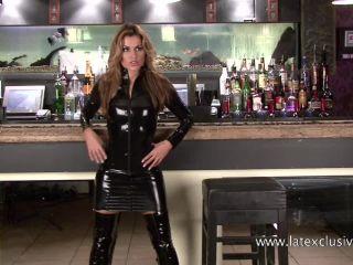 Catalina_-_Black_Latex_Dress