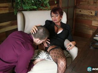 60PlusMilfs presents Gina Milano and Codey Steele in Gina gives new meaning to, Fuck The Boss! –