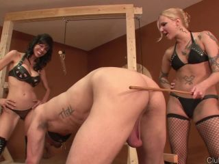 ClubDom - Joy of Caning | spanking | femdom porn