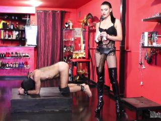 Mistress Iside – Violent Sodomy HD – Anus Fucking, Ass - iside - toys granny anal tube