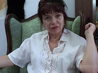 Elfriede 56 - Granny pussy loves hardcore sex