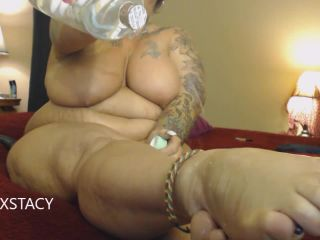 ErikaXstacy - Sexy BBW Feet