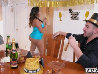 Julianna Vega (Fucking a Huge Ass for New Year / 31.12.18)