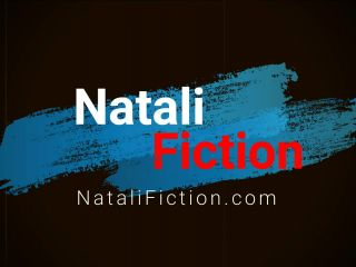 NataliFiction in 043 She gives me a Blowjob when I get Home from Work