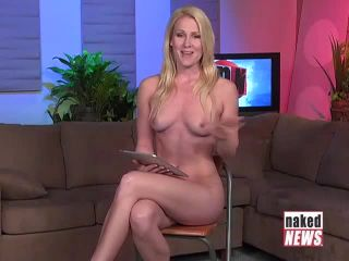 Naked News - May 09 2013