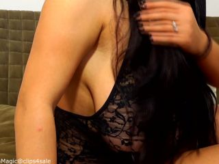 Clips4sale presents Erin Star, Helen Star in Maja meets Erin and Helen – Helen plays with her Sexy Long Hair and her Big Boobs