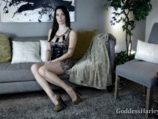 AMAZON Goddess Harley – Interactive Pegging Assignment