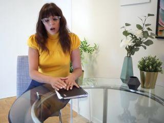 Melody Kush - Naughty Teacher Sucks and Rides You