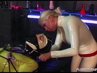 Amattor – Rubber-Empire – Rubber Goddess – A Classic (Part 3 of 3)