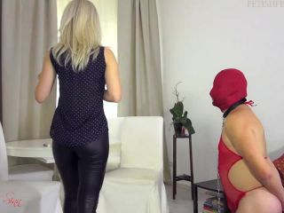 Femdom – House of Sinn – Find an ashtray or become one – Miss Sarah