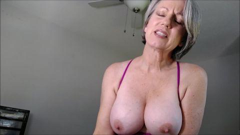 MoRina - Your Milf Supports Masturbation [FullHD 1080P]