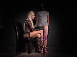 Cruel Mistresses - Mistress Aryel  - Double Femdom-Ruined Orgasm (1080 HD) - handjob on bdsm porn