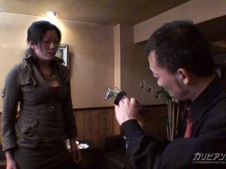 Aoi Mochida - Time Fuck Bandits in bar 021710-299