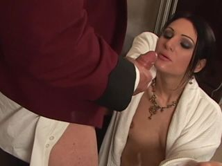 Victoria Sinn - Hotel Boy Pt 1 - Smoking BJ and Smoking Sex