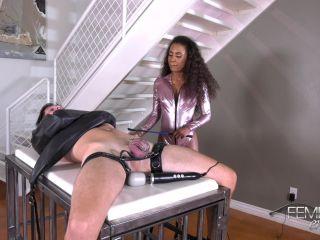 femdom empire: denied chastity servant