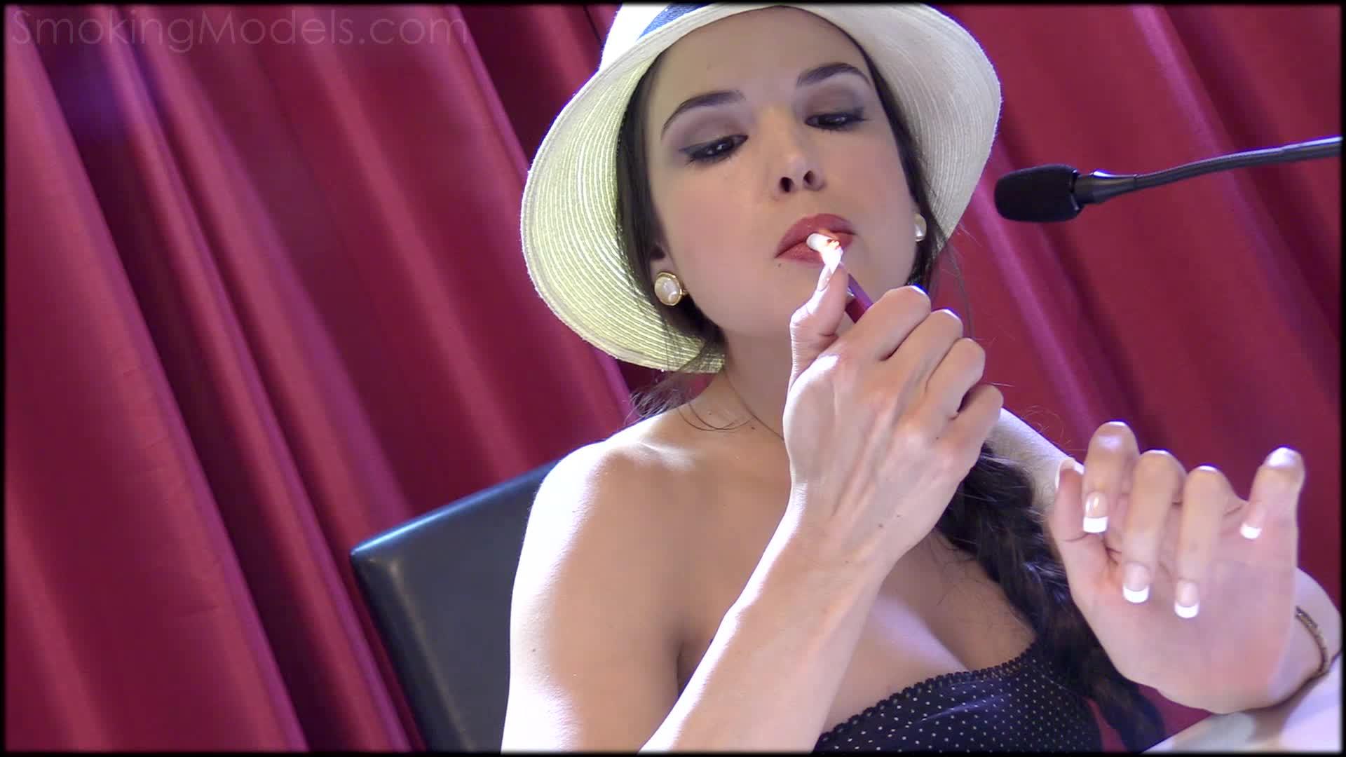 Porno smoking Smoking