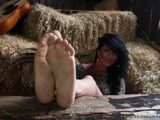 Soles fetish – Kasia set 1 on feet tina kay foot fetish
