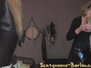 New Toiletslave for Scatqueens P1 [HD 720P] - Screenshot 5