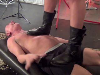 Trampling – DomNation – CRUSHED NUTS – Lady Towers - face sitting - bdsm porn money fetish