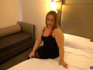 """Wankitnow – Ashley Rider """"Hotel Room WANK!"""""""