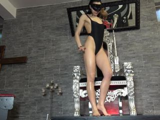 MISTRESS GAIA – SQUIRM TIME – Giantess – Femdom, POV on pov remy lacroix femdom