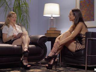 Madison Mia, Jade Nile - Scarlet Pussy
