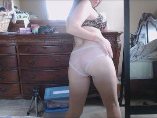 MelanieSweets - Pregnant horny oily pussy