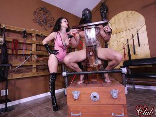 Cruel Unusual FemDom  Goddess Vivian Drains Her Slave. Starring Goddess Vivian Leigh