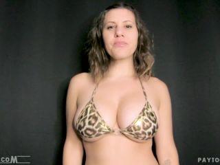 Princess Meggerz – !Warning! Extreme – Breast Worship, Tit Worship | intoxication | cumshot spankbang femdom