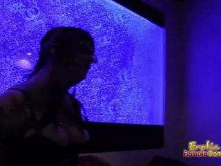 anna bell bdsm lesbian   Erotic Female Domination: BDSM porn video and captions   bdsm