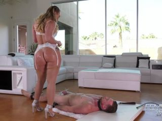 Vicious Femdom Empire – AJ Applegate – Crushed by ASS